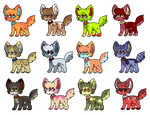 25 point dog adopts || OPEN (6/12)