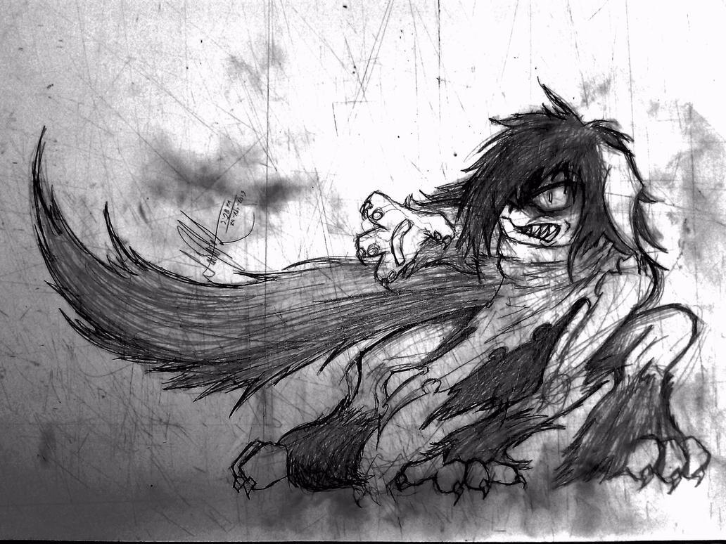 Edy sketch #03 by SONATOZ