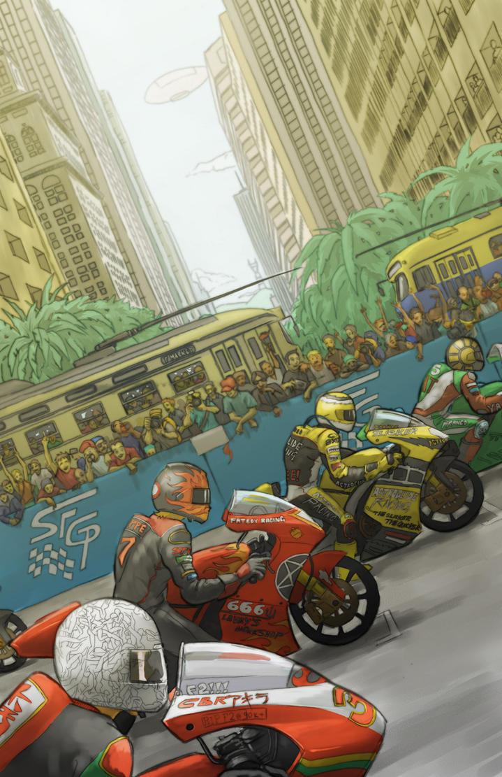 San Francisco GP1 by akira337