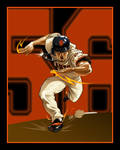 Andres Torres - SF Giants