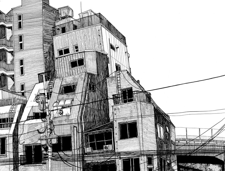 tokyo, japan by akira337