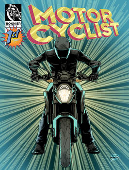 Motorcyclist Cover Art