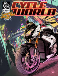 CycleWorld cover art
