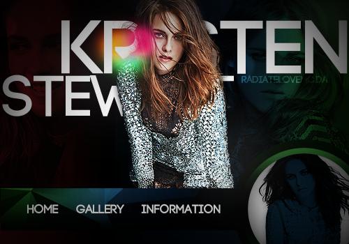 Kristen Stewartt by radiatelovemc