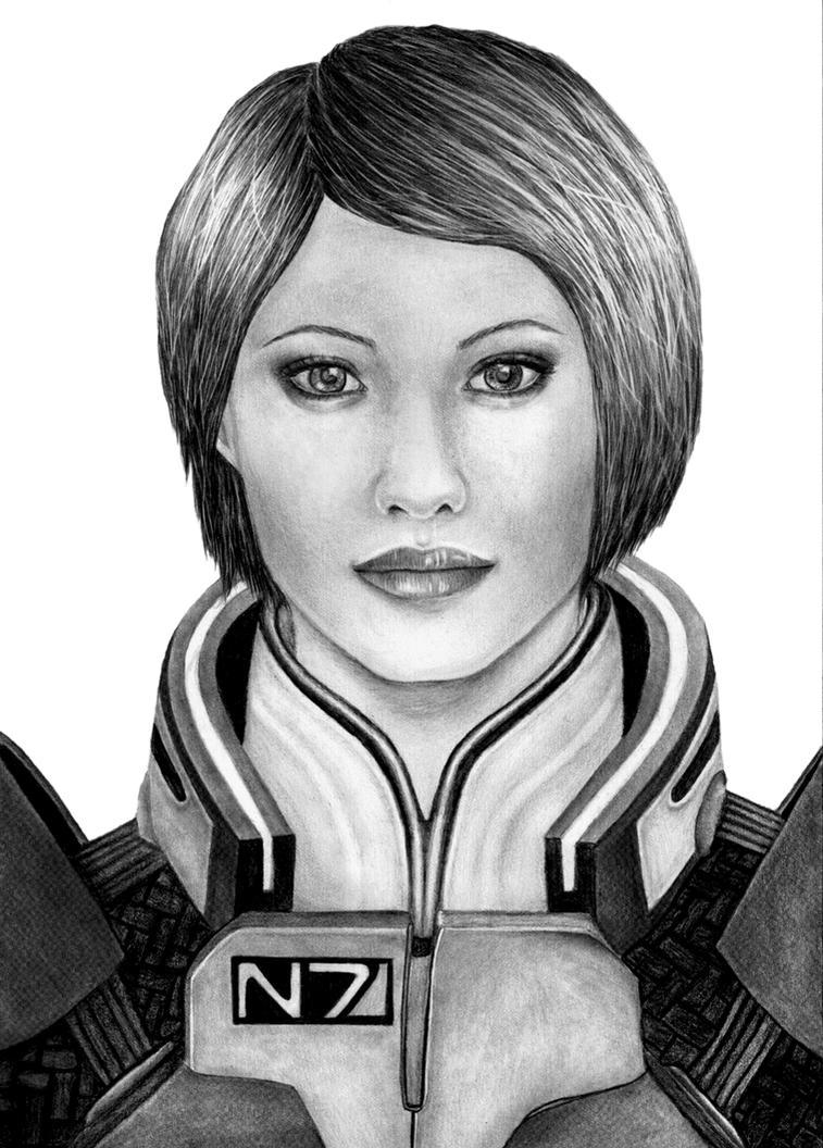 Shepard by Sayamaru