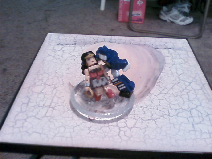 Nerdy Cake Topper By GiantGeekyRobot On DeviantART