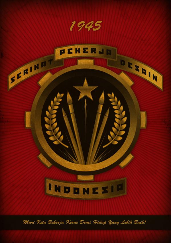 Serikat Buruh Desain Indonesia by 42nd