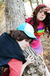Gravity Falls Cosplay - Mystery Twins