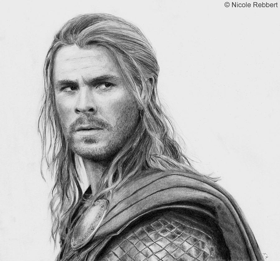 Thor Odinson by Quelchii ... - thor_odinson_by_quelchii-d7akyfm