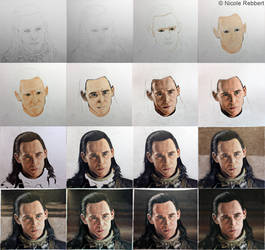 The Trial of Loki step by step