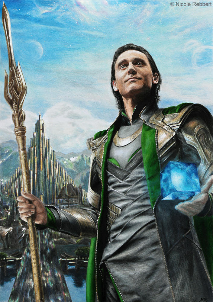 Loki - King of Asgard