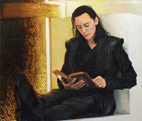 Loki in Prison