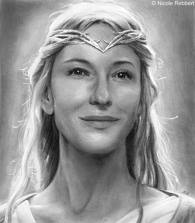 Daenerys Targaryen by Quelchii on DeviantArt