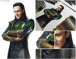 Loki (drawing - details)