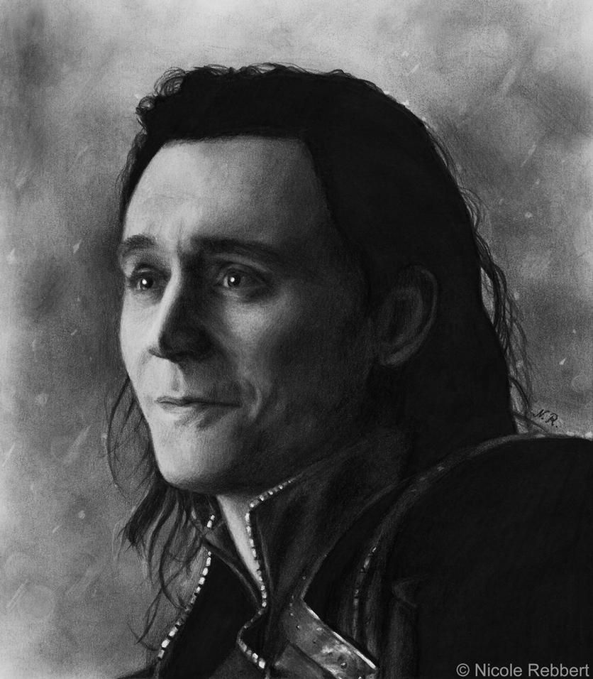 Loki - Do you trust me? by Quelchii
