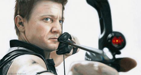 Hawkeye (drawing)