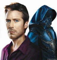 Avengers: The Other - Alexis Denisof (drawing) by Quelchii