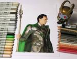 King Loki WIP
