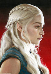 Daenerys (drawing)