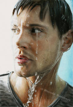 Jensen Ackles (drawing)
