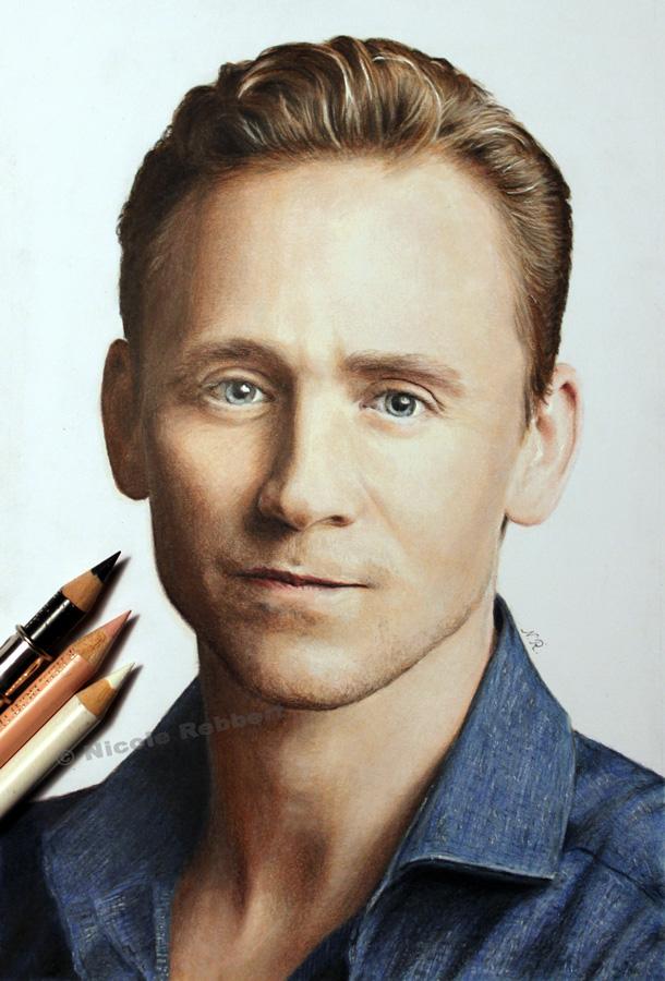 Tom Hiddleston By Quelchii On Deviantart