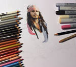 Jack Sparrow WIP