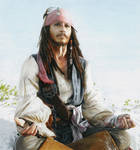 Jack Sparrow (drawing)