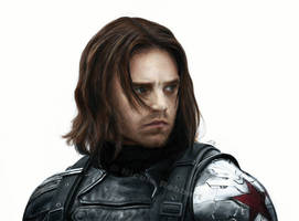 Bucky (drawing) by Quelchii