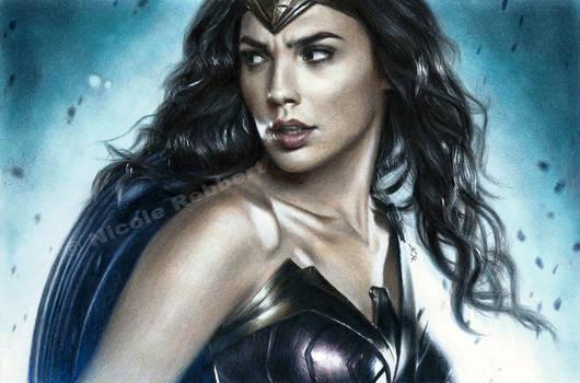 Wonder Woman (drawing)
