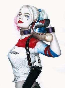 Harley Quinn (drawing)