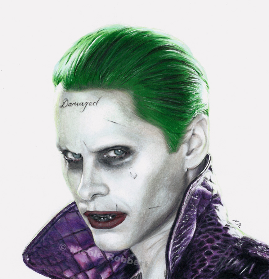 Suicide Squad (drawing) By Quelchii On DeviantArt