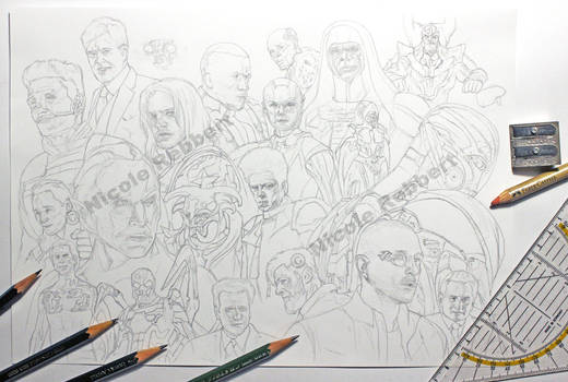MCU Phase 2 villains WIP1