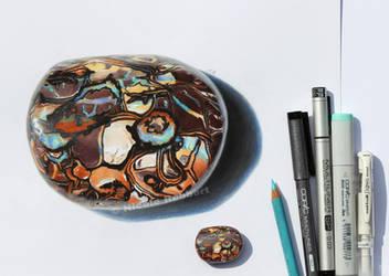 Opal (drawing)