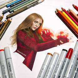 Scarlet Witch - WIP