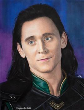 Loki (drawing)