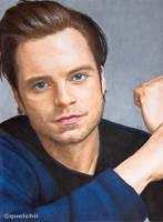 Sebastian Stan (drawing)