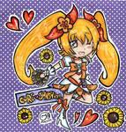 HeartCatch Precure - CUWA SANSHAIN!