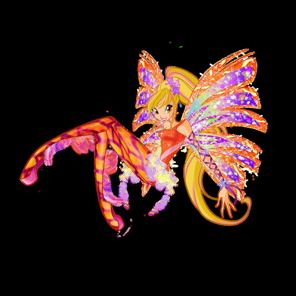 Winx Sirenix Stella