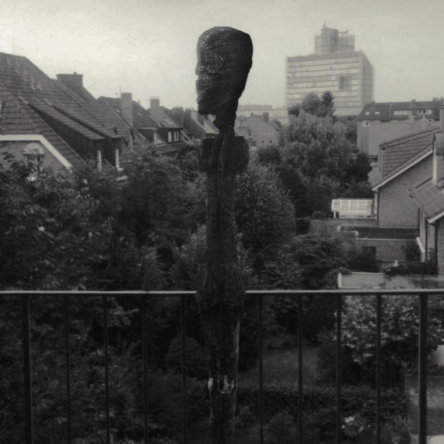 Avatar (Wooden Sculpture) by OJZEIDLER