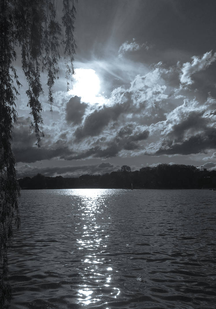 Monochrome Lake (c) OJZ 2018