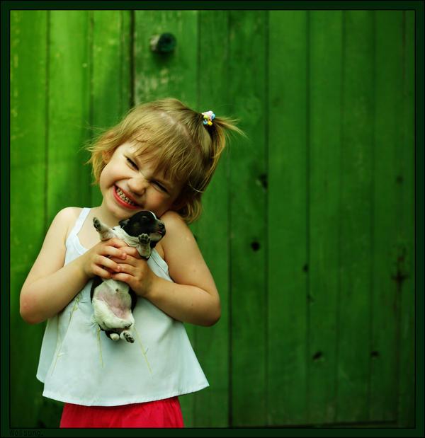 Friends by Wolsung - Yavrum k�pekten ne istiyosun sen ya :D