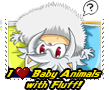 I LOVE BABY ANIMALS WITH FLUFF by Togekisser