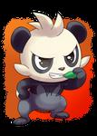 Pokeddexy: Favorite Fighting Type - Pancham