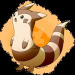 Pokeddexy: Favorite Normal Type - Furret