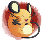 Pokeddexy: Favorite Electric Rodent - Dedenne