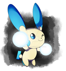 Pokeddexy: Favorite Single Evo - Minun
