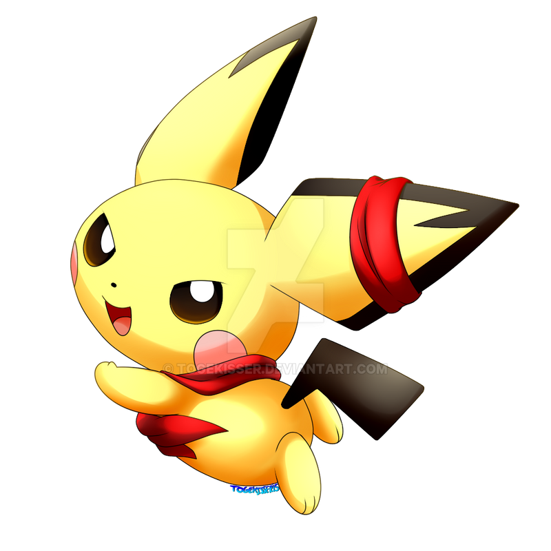 Image Result For Cute Baby Pikachu
