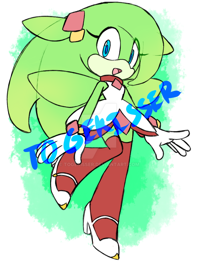 CLOSED PAYPAL Adoptable - Sea Angel by Togekisser