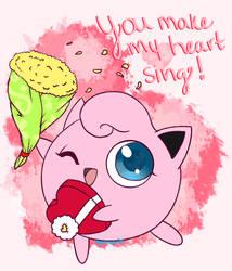 Valentine's Jigglypuff