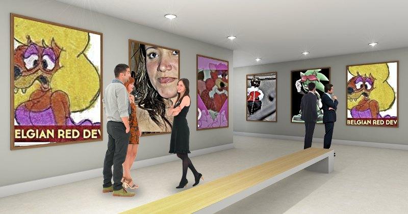 Galeria da Fabiola e com Marim e Sofia by MarceloRenard2